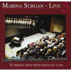 Barre Tracks , Marina Surgan Live 3