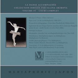 MP3, Dance Accompaniment IV - centre exercises, Ellina
