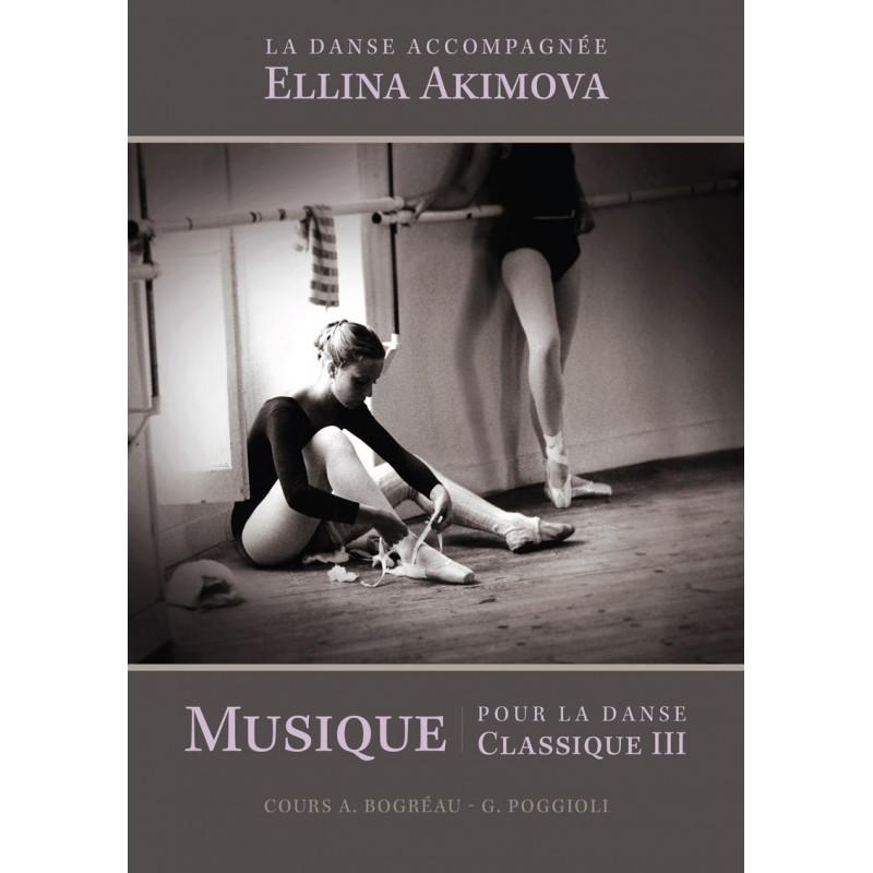PDF, Music Sheets for Ballet Class III, E. Akimova