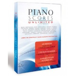 Piano Scores Unlimited