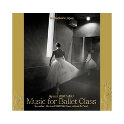 CD, Music for Ballet Class 1, A. Hirusaki